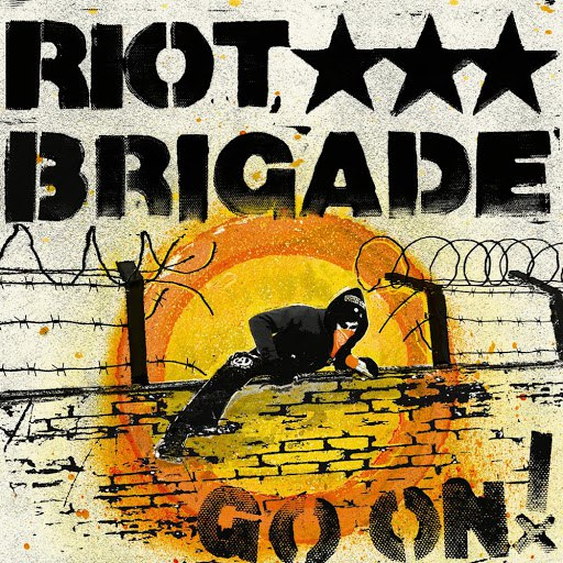 Riot Brigade альбом Go On!