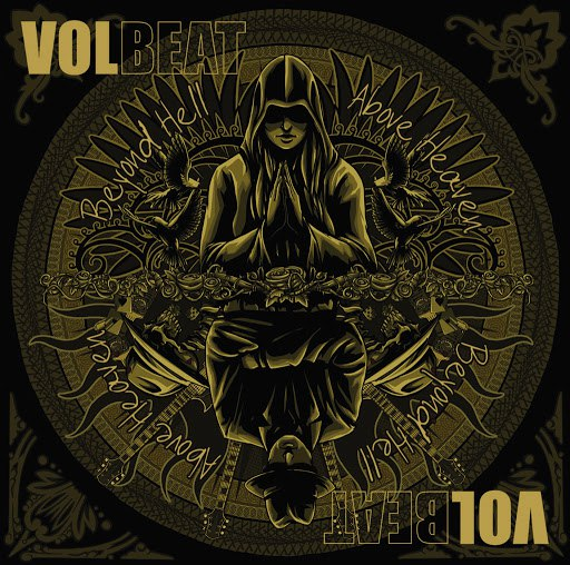 Volbeat альбом Beyond Hell / Above Heaven