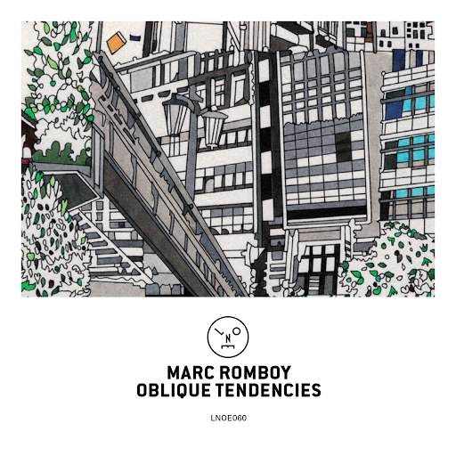 Marc Romboy альбом Oblique Tendencies
