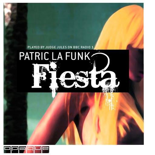 Patric La Funk альбом Fiesta