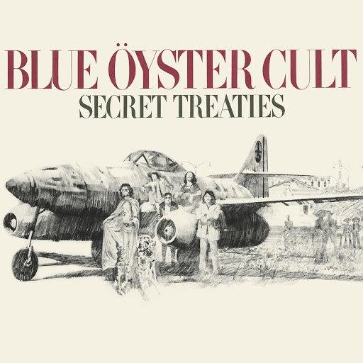 Blue Öyster Cult альбом Secret Treaties