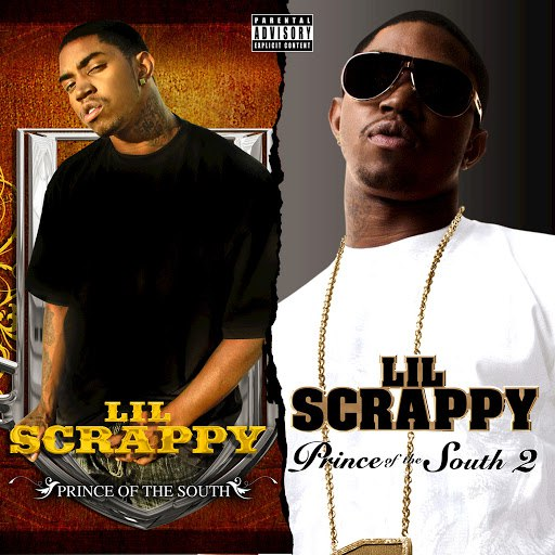 Lil Scrappy альбом Prince of the South 1 & 2 (Deluxe Edition)