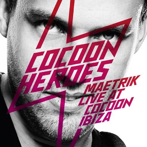 Maetrik альбом Maetrik live at Cocoon Ibiza