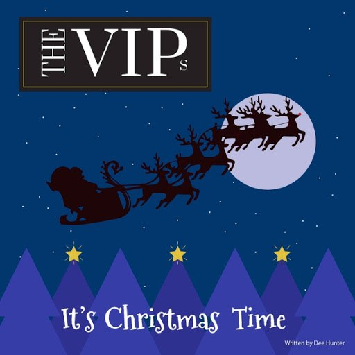The VIPS альбом It's Christmas Time