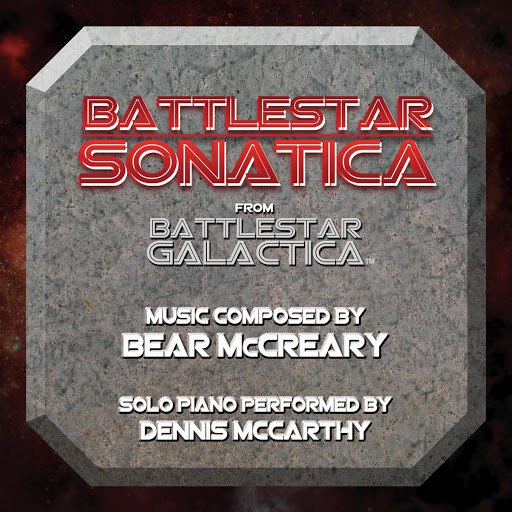 Bear McCreary альбом Battlestar: Galactica - Battlestar Sonatica - From the Reimagined TV Series (feat. Dennis McCarthy)
