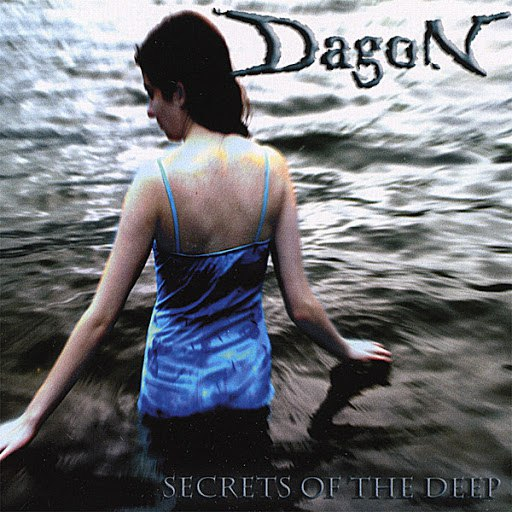 Dagon альбом Secrets of the Deep