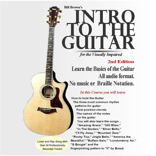 Bill Brown альбом Intro to the Guitar for the Visually Impaired