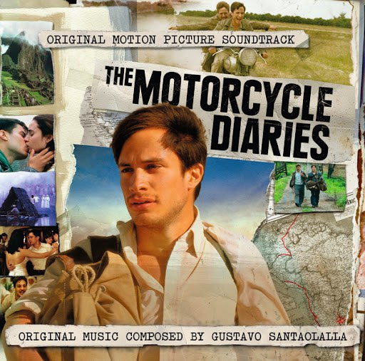 Gustavo Santaolalla альбом Motorcycle Diaries with additional Music