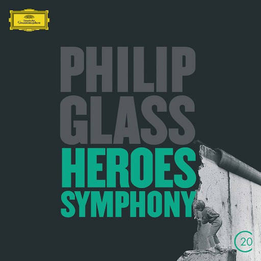 Philip Glass альбом Glass: Heroes Symphony