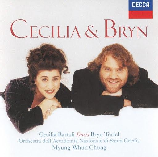 Cecilia Bartoli альбом Cecilia & Bryn