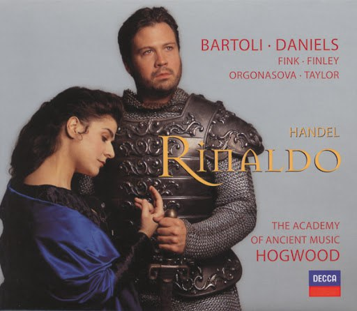 Cecilia Bartoli альбом Handel: Rinaldo