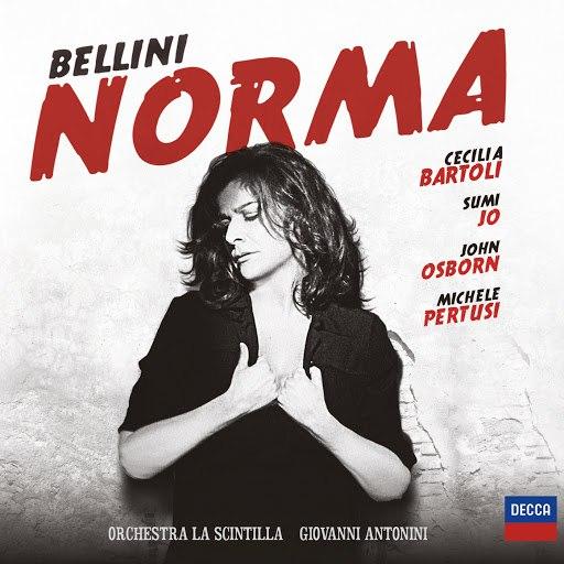 Cecilia Bartoli альбом Bellini: Norma