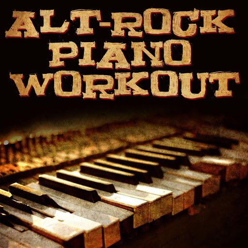 Piano Tribute Players альбом Alt Rock Piano Workout