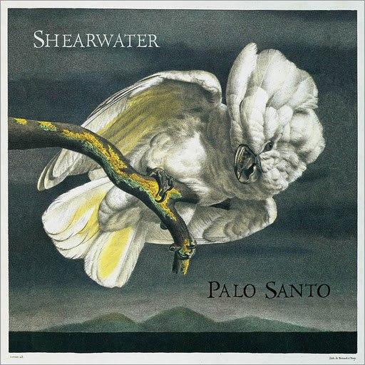 Shearwater альбом Palo Santo