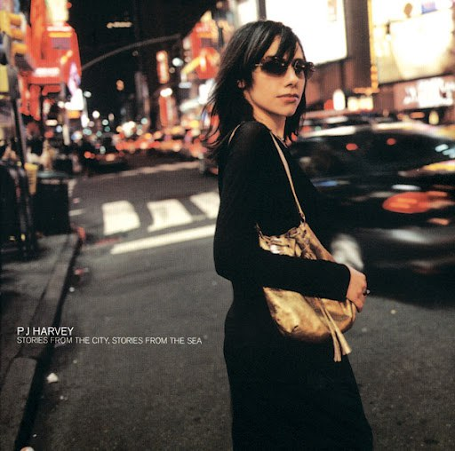 PJ Harvey альбом Stories From The City, Stories From The Sea