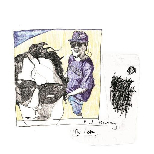 PJ Harvey альбом The Letter (plus B-Sides)