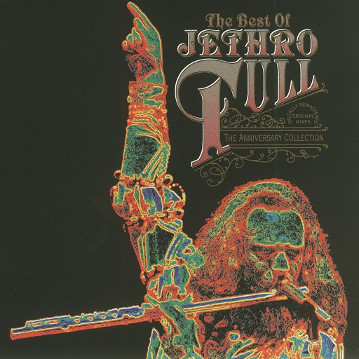 Jethro Tull альбом The Anniversary Collection