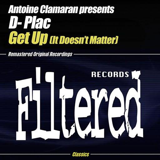 Antoine Clamaran альбом Get Up (It Doesn't Matter)