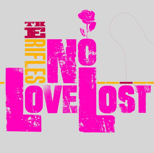 The Rifles альбом No Love Lost (Re-mastered)