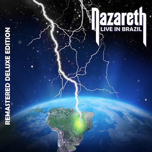 Nazareth альбом Live in Brazil (Remastered Deluxe Edition)