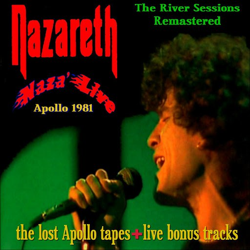 Nazareth альбом The River Sessions Remastered