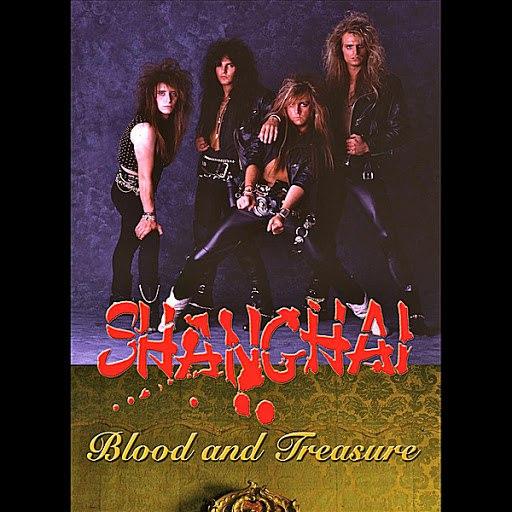 Шанхай альбом Blood and Treasure