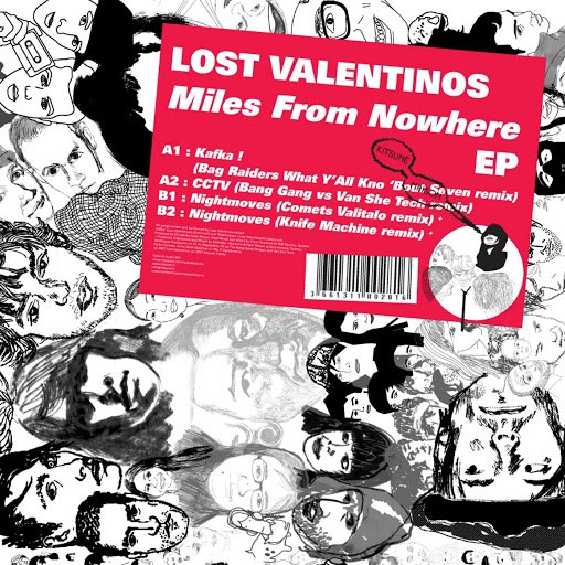 Lost Valentinos альбом Kitsuné: Miles from Nowhere