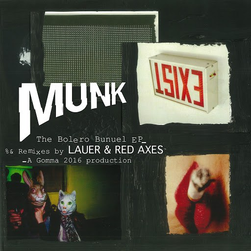 Munk альбом The Bolero Bunuel - EP