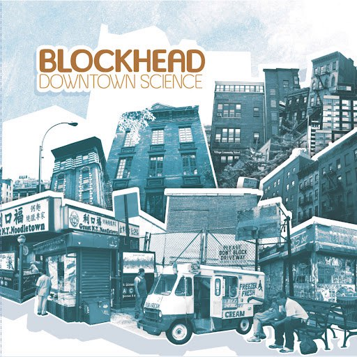 Blockhead альбом Downtown Science