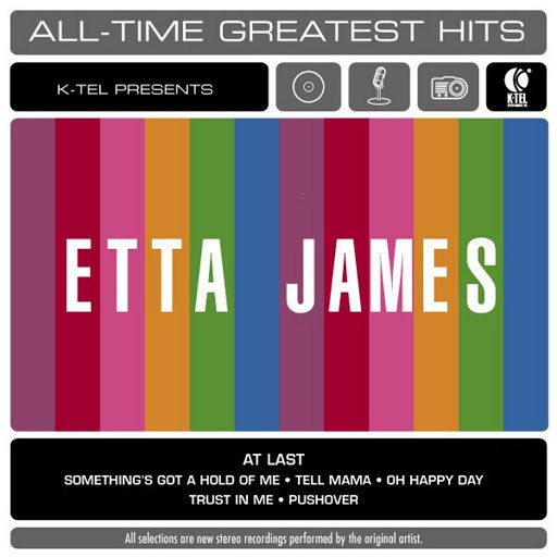 Etta James альбом 25 All-Time Greatest Hits