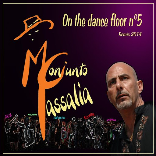 Conjunto Massalia альбом On the Dance Floor, Vol. 5 (feat. Dominique Gaspari)
