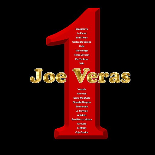 Joe Veras альбом 1