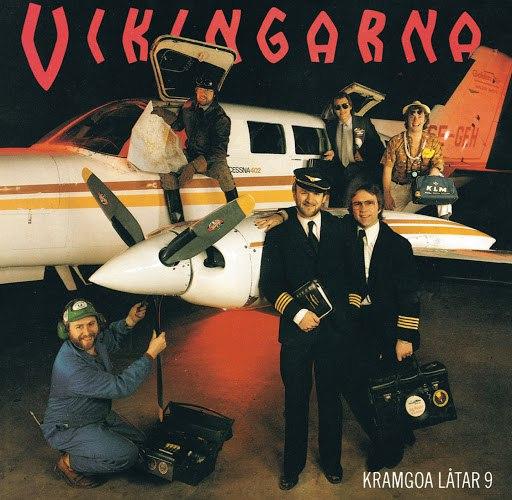 Vikingarna альбом Kramgoa låtar 9