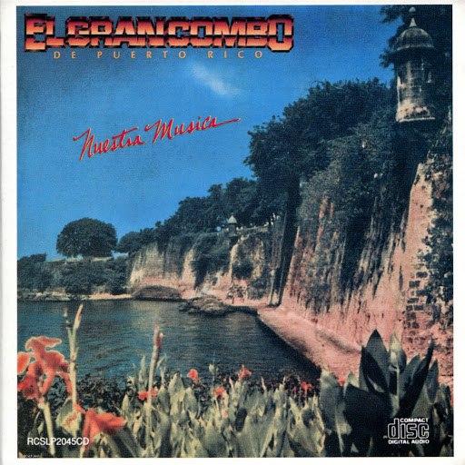 El Gran Combo de Puerto Rico альбом Nuestra Musica