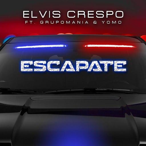 Elvis Crespo альбом Escapate (feat. Grupo Mania & Yomo)