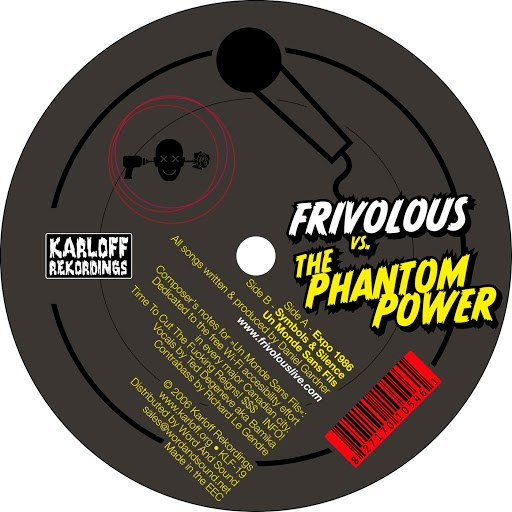 Frivolous альбом vs. The Phantom Power