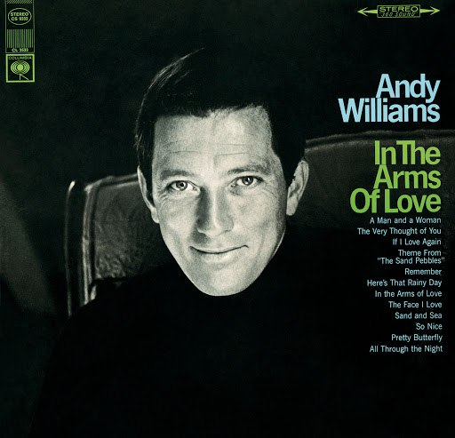 Andy Williams альбом In the Arms of Love