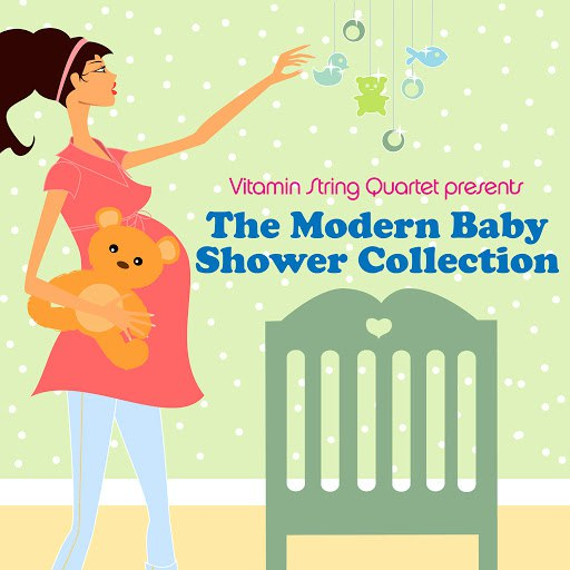 Vitamin String Quartet альбом The Modern Baby Shower Collection