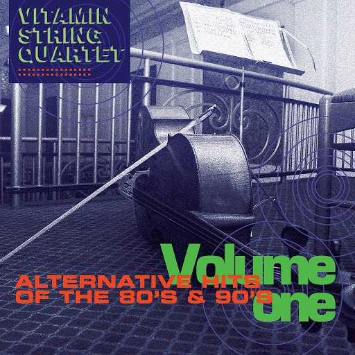 Vitamin String Quartet альбом Alternative Hits of the 80s and 90s Vol. 1
