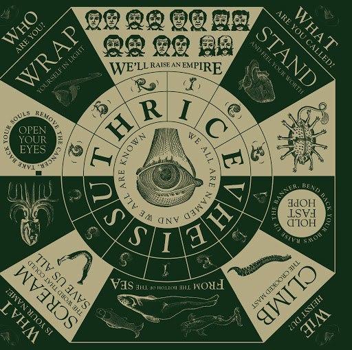 Thrice альбом Vheissu