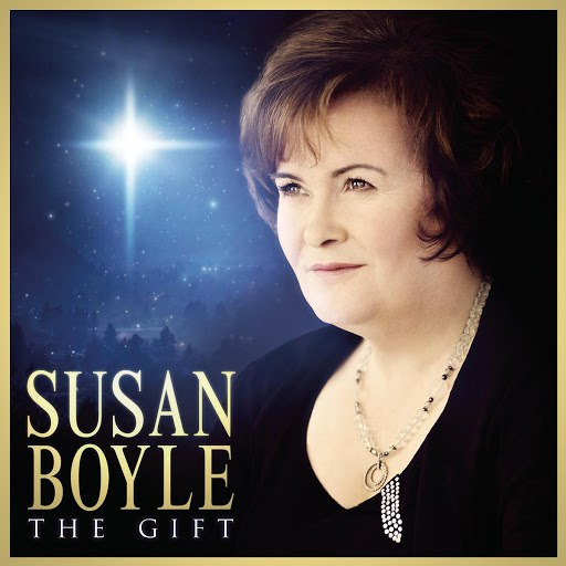 Susan Boyle альбом The Gift