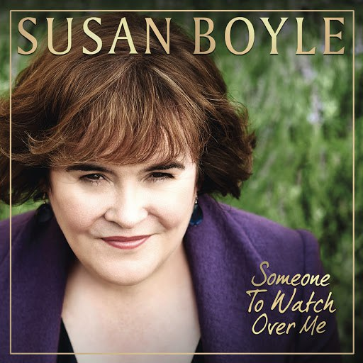 Susan Boyle альбом Someone To Watch Over Me