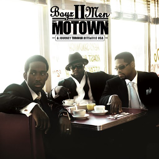 Boyz II Men альбом Motown: A Journey Through Hitsville, USA
