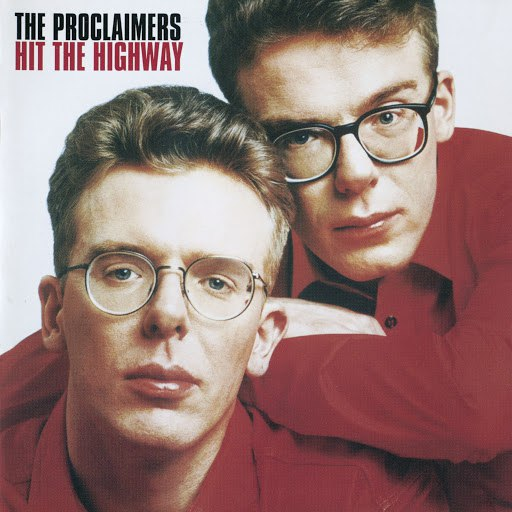 The Proclaimers альбом Hit The Highway