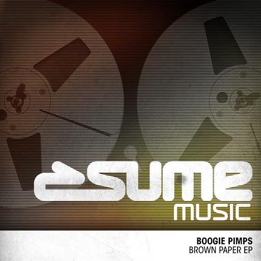 Boogie Pimps альбом Brown Paper EP