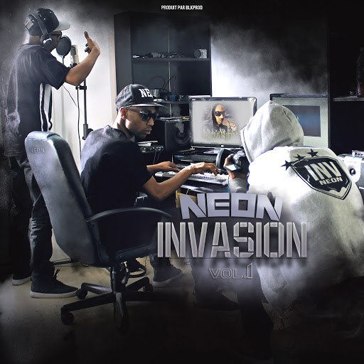 NeON альбом Invasion, vol. 1