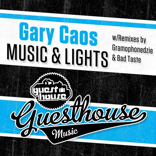 Gary Caos альбом Music & Lights
