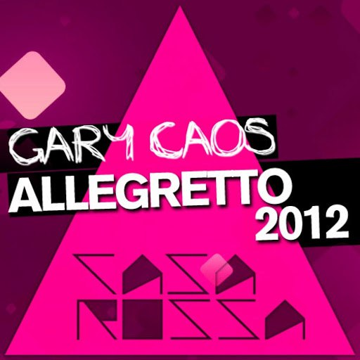 Gary Caos альбом Allegretto 2012