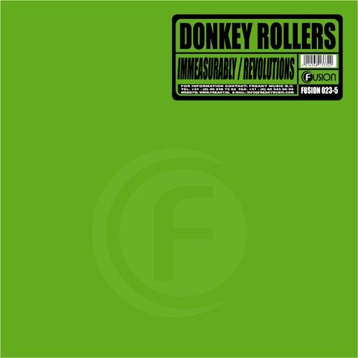 Donkey Rollers альбом Immeasurably