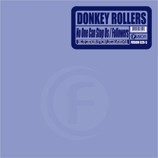 Donkey Rollers альбом No One Can Stop Us